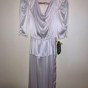 VINTAGE 80s dress fancy